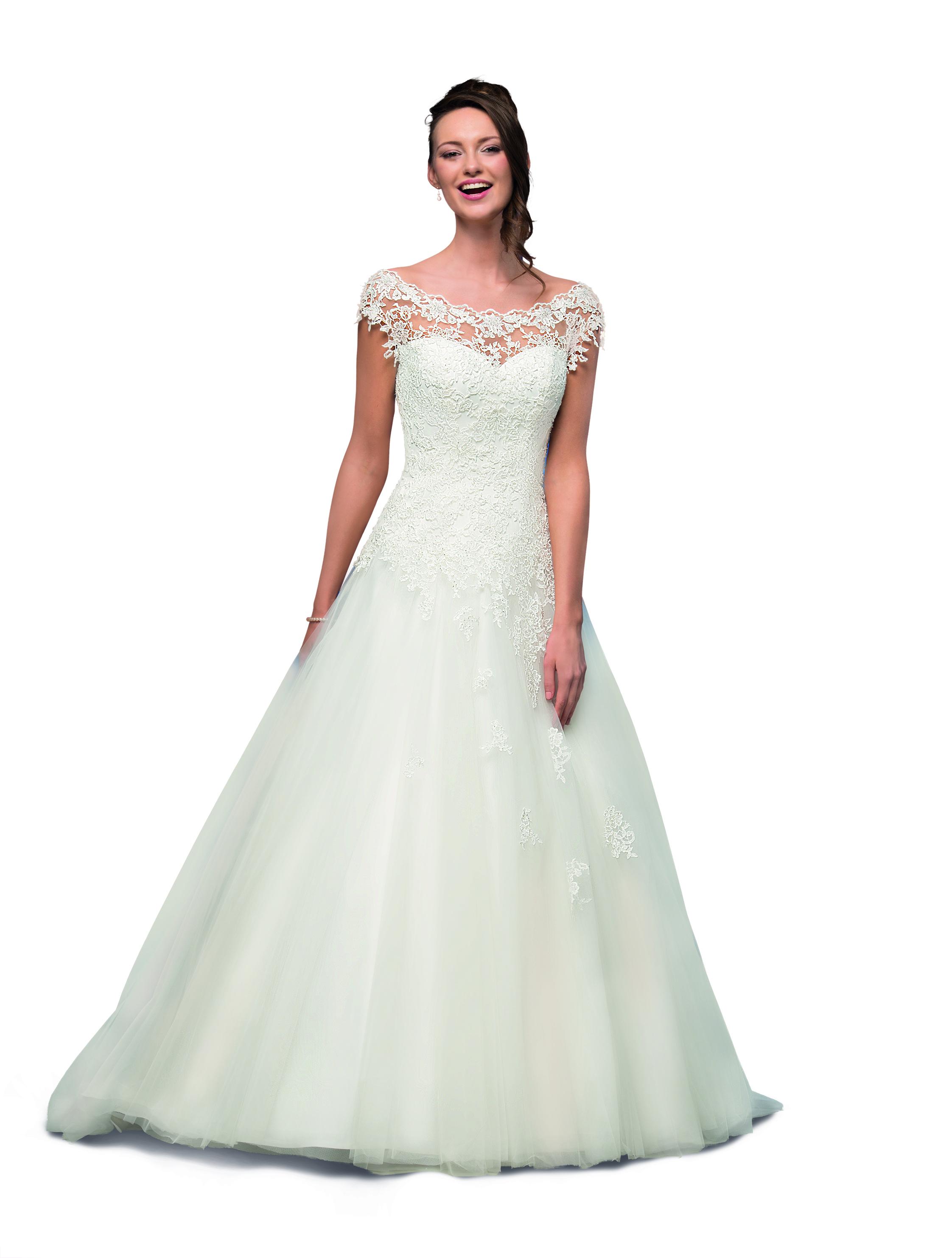 Brautmode Kollektion Lignesse Brautkleid Stella-1