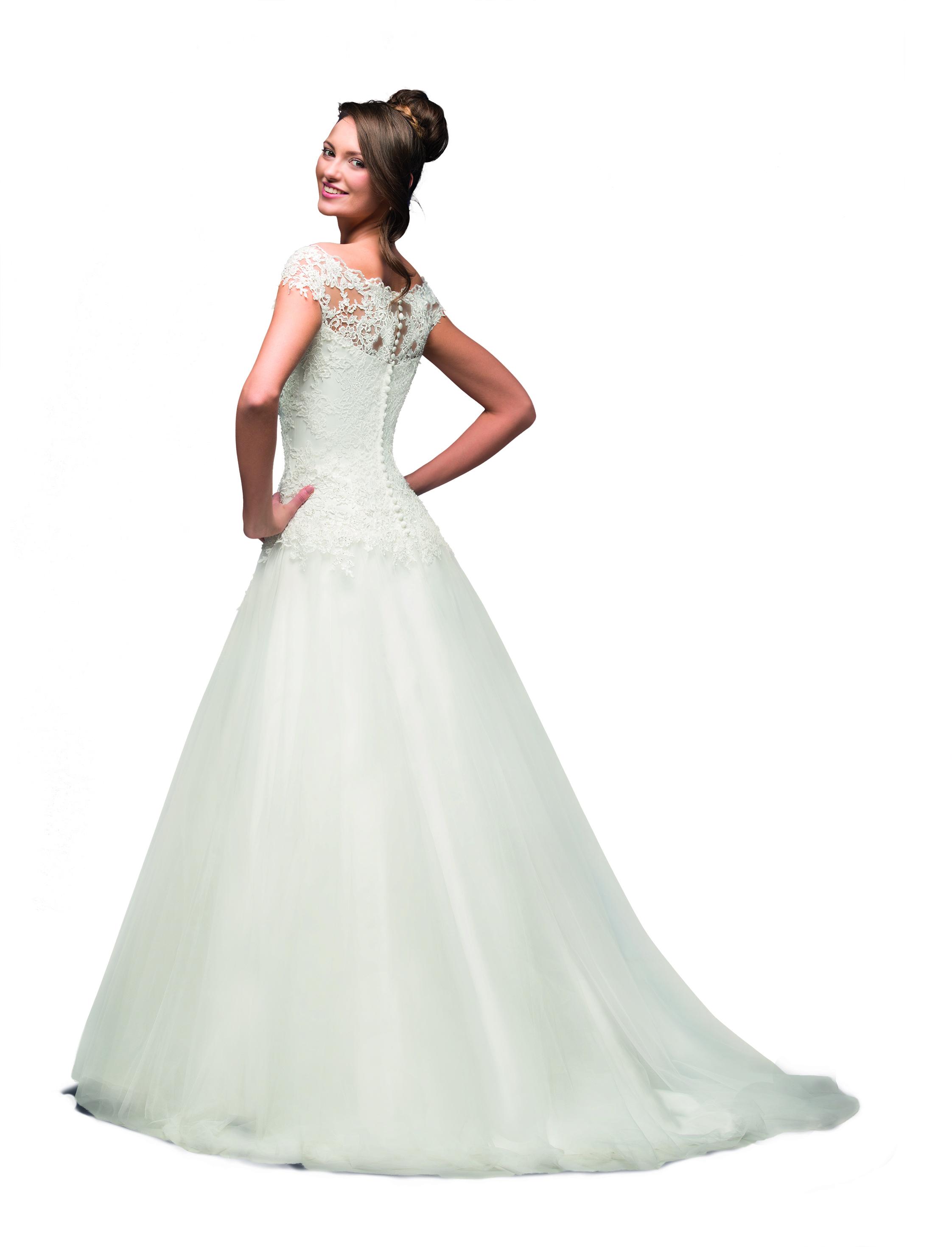 Brautmode Kollektion Lignesse Brautkleid Stella-2