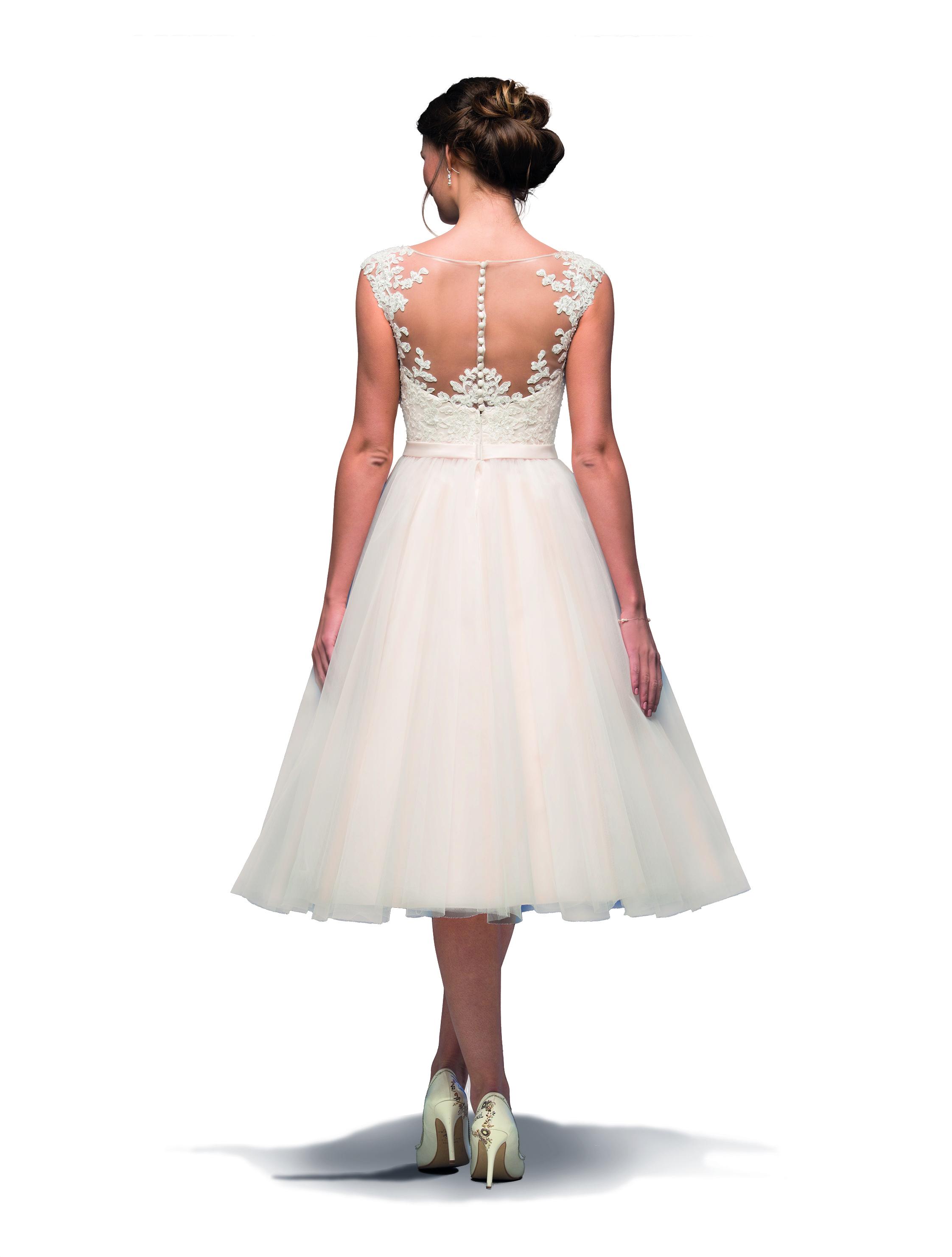 Brautmode Kollektion Lignesse Brautkleid Zilla-2