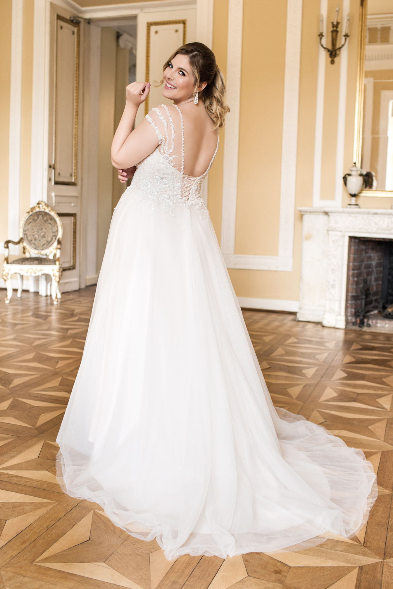 Lovely by Mode de Pol - Brautkleid lo-62t