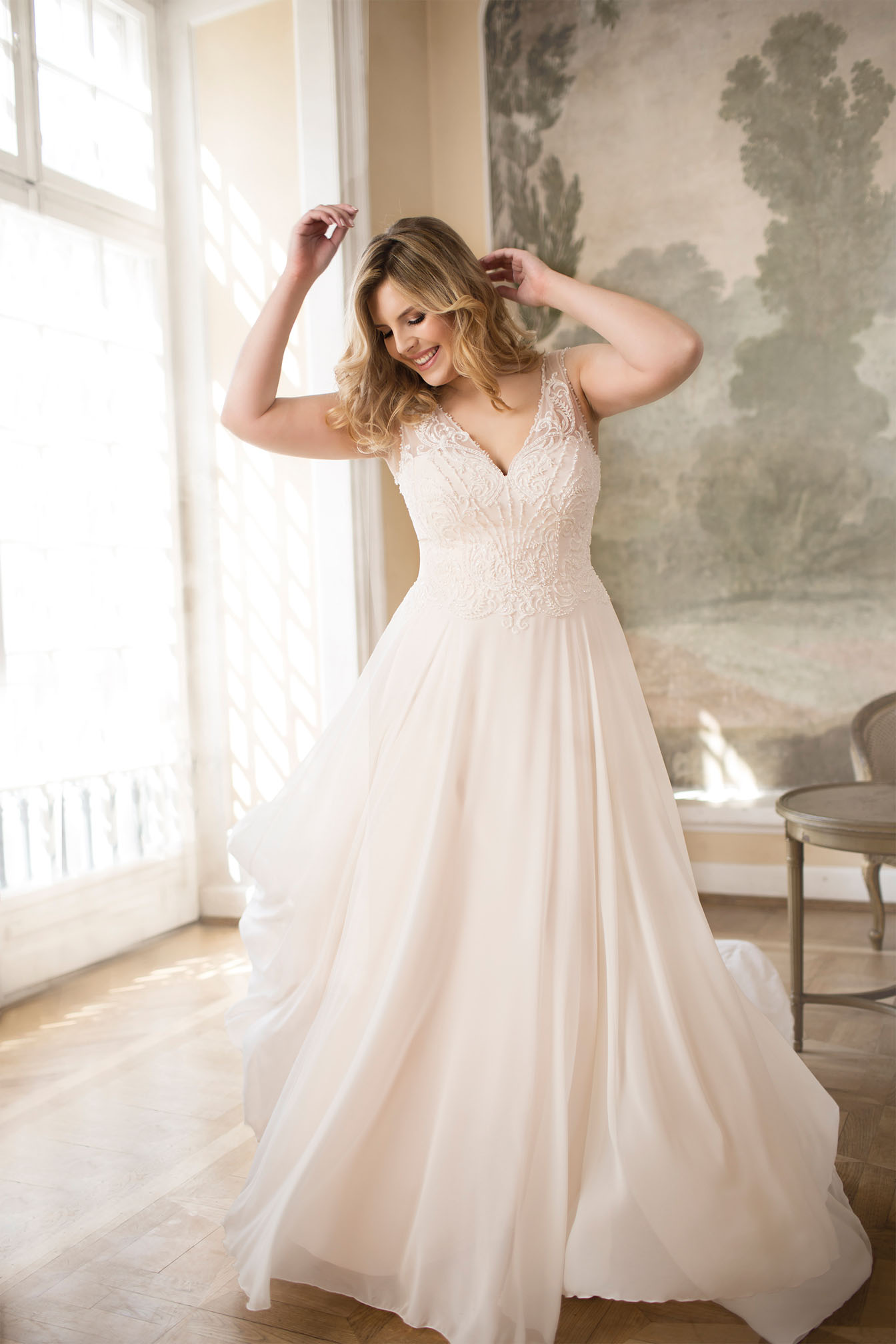 Lovely by Mode de Pol - Brautkleid lo-77t