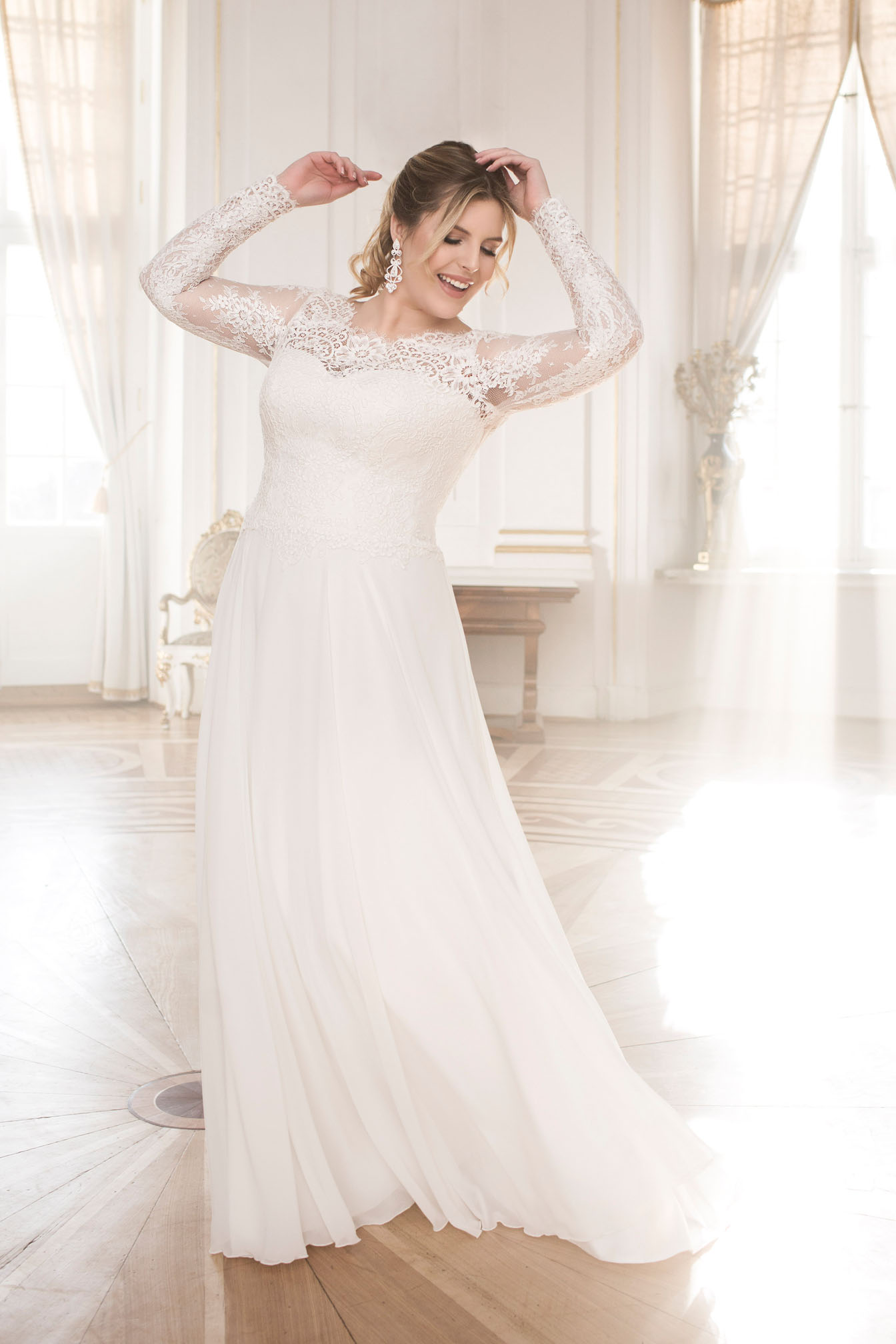 Lovely by Mode de Pol - Brautkleid lo-85t